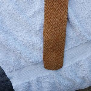 Liz Claiborne Accessories - Liz Claiborne Brown Leather Women's Belt